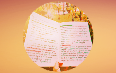 Дневники матери